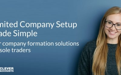 Limited Company Formation Service for Sole Traders